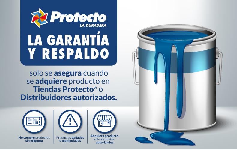 Comunicado para clientes y consumidores de productos Protecto