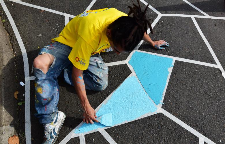 Pintuco y Fundación Orbis promueven una movilidad humana, segura y sostenible